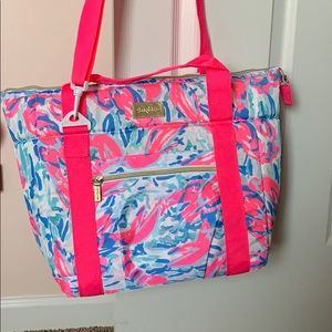 Brand new lilly Pulitzer cooler bag